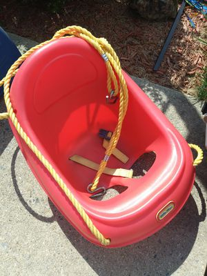 Little Tykes Baby Swing for Sale in Frederick, MD