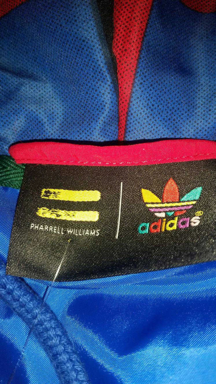 Adidas X Pharell Williams PW Padded Jacket