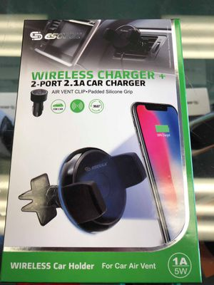 WIRELESS CHARGING PHONE HOLDER for Sale in Huntington Park, CA