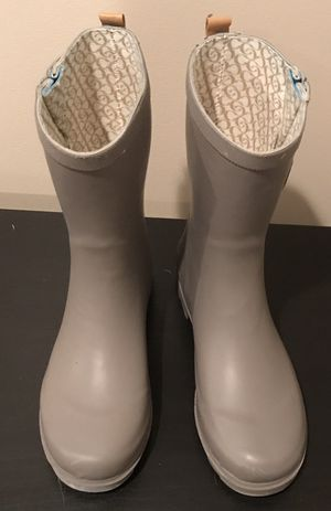 Chooka Size 9 Gray Women Boots for Sale in Springfield, VA
