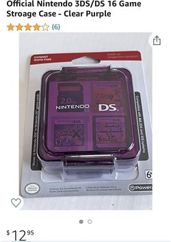 Nintendo 3DS Compact Game Case  Thumbnail