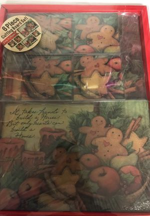 Christmas cutting board set 6 pieces for Sale in Walkersville, MD