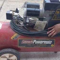 COLEMAN POWERMATE DRIVE AIR COMPRESSOR Thumbnail
