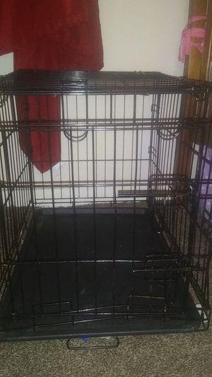 Medium dog cage for Sale in Farmville, VA