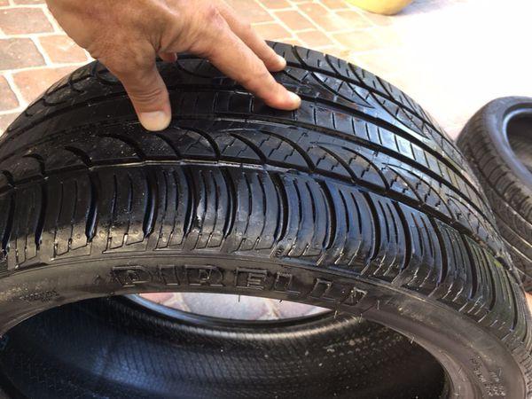 Pirelli P Zero Nero >> Pirelli P Zero Nero 255 35 R18 94h All Season Tire For Sale In Winter Park Fl Offerup