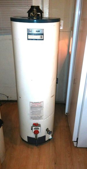 Gas Hot water heater electric gas furnace for Sale in Chicago, IL ...