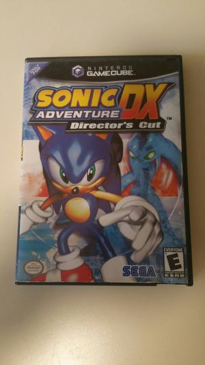 Sonic the Hedgehog GameCube game for Sale in Boston, MA