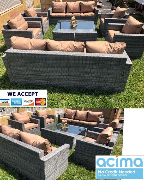 Patio Furniture Riverside California: Patio Furniture Set For Sale In Riverside, CA