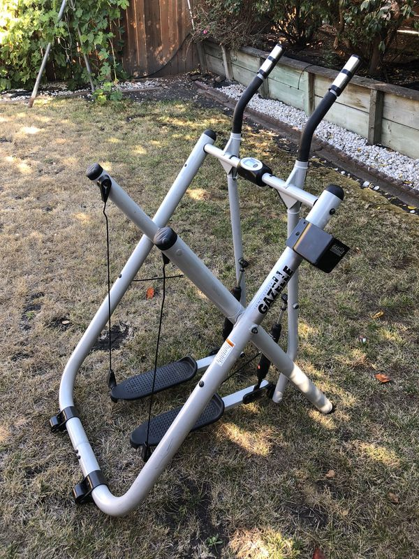 Fitness Quest Tony Little Gazelle Freestyle Elite Retail For 499 For Sale In Concord CA OfferUp