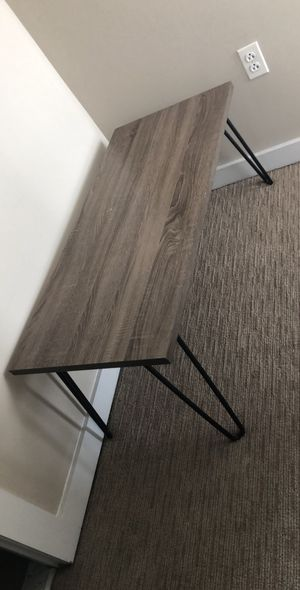 Small gray coffee table for Sale in Washington, DC