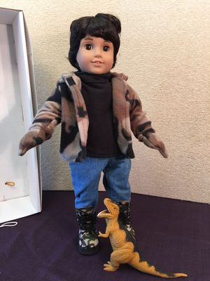 c07e4016cab4e American Girl Custom Boy Doll for Sale in Davenport, FL - OfferUp