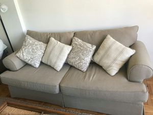 Tan Sofa for Sale in Washington, DC