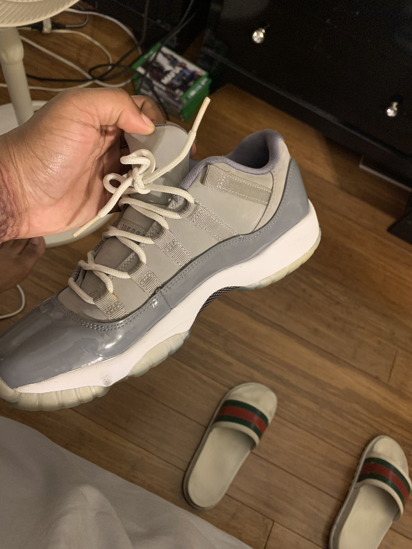 Jordan 11 lows