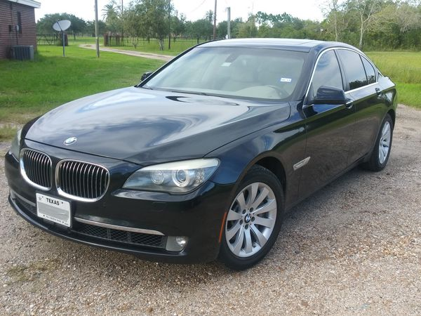2011 Black Bmw 750i For Sale In Stafford Tx Offerup