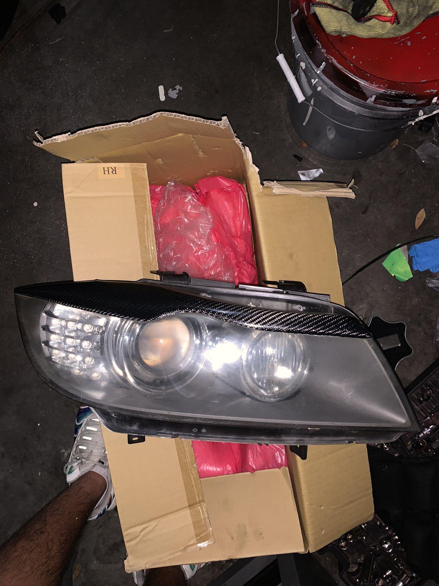 335i E90 lCI ADAPTIVE Headlights