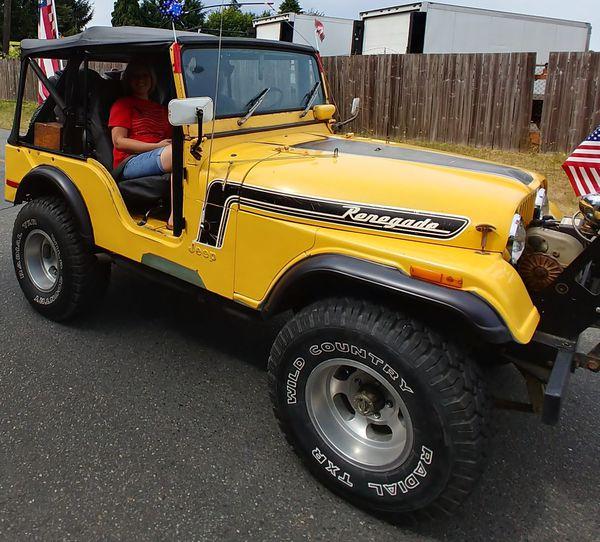 Used Cars Olympia Wa >> Jeep CJ-5 for Sale in Olympia, WA - OfferUp