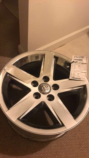 Dodge tire rim for Sale in Fairfax Station, VA