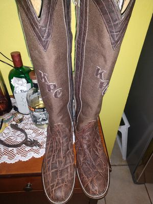 Tall men's boots for Sale in Garland, TX