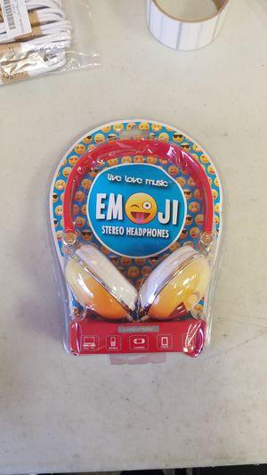 Emoji Stereo Headphones for Sale in Miami, FL