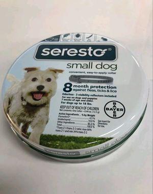 Seresto Small Dog Collar NEW for Sale in Farmville, VA