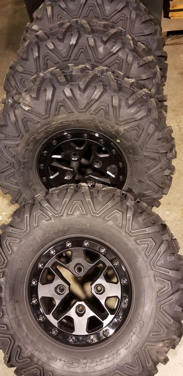 Utv Tires For Sale >> New Atv Utv Tires Rims For Sale In Spring Tx Offerup