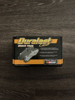 Photo Duralast Gold brake pads for Chevy Impala or Monte Carlo year 2000-2005