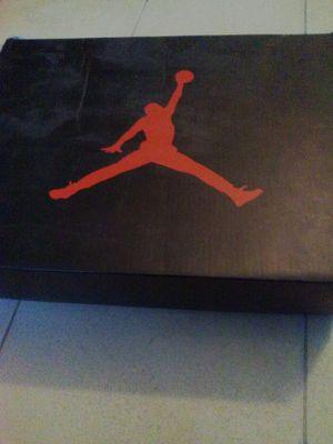 Photo Jordan 5s retro red suede