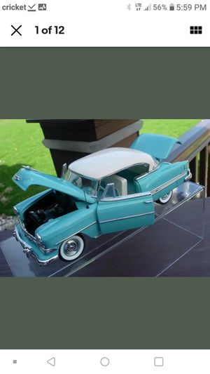 Photo Franklin Mint 1954 Chevrolet