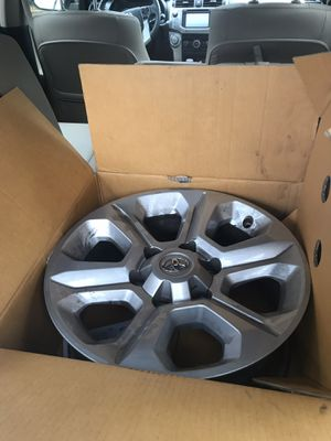 RIMS - 2017 Toyota 4Runner Wheel Silver - for Sale in Great Falls, VA