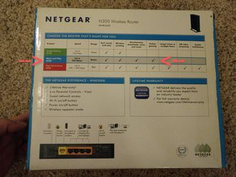 Netgear N300 Wireless Router Thumbnail
