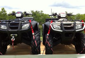 🔴🔴2 Atv's Honda-Foreman - 500'07 for Sale in Lynchburg, VA
