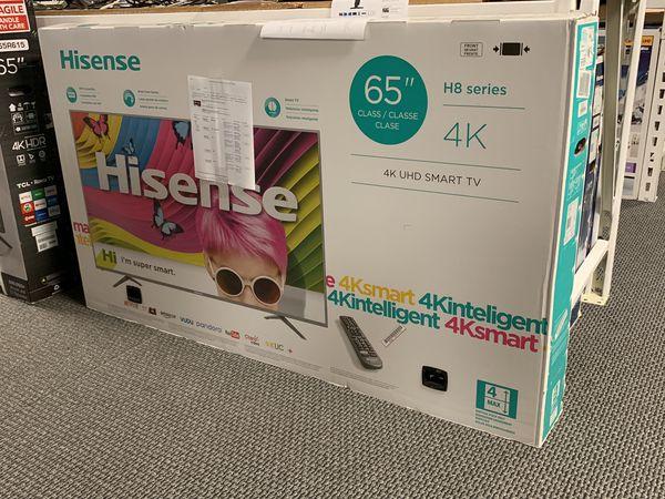 NEW Hisense 65