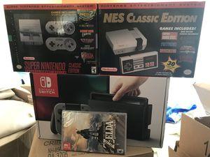 Nintendo Switch Bundle for Sale in Gaithersburg, MD