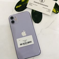 Factory unlocked iPhone 11 64gb excellent conditions store warranty  Thumbnail