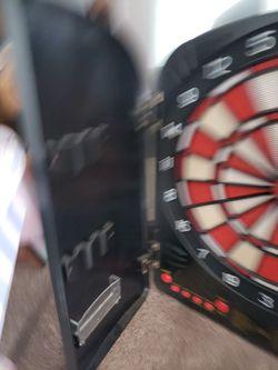 Coca cola electronic dartboard Thumbnail