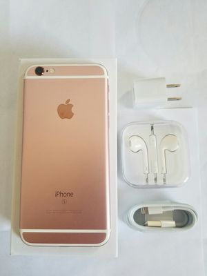 IPhone 6 s , 64 GB , UNLOCKED . Excellent Condition ( as like New) for Sale in VA, US
