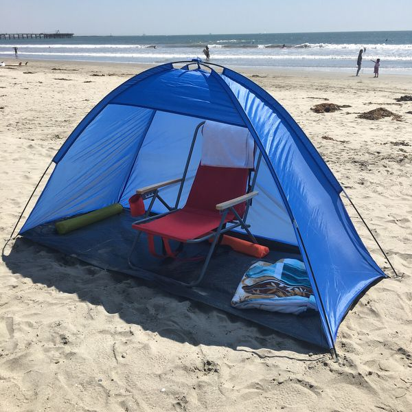 new style 9d241 fea5e Half Tent For Beach | Travel Guide