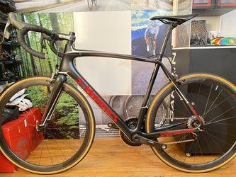 2017 Specialized S-Works Tarmac, Sram eTap, Roval Rapide CLX 40 Carbon Wheels, 11-speed, 58cm, Like New! Thumbnail