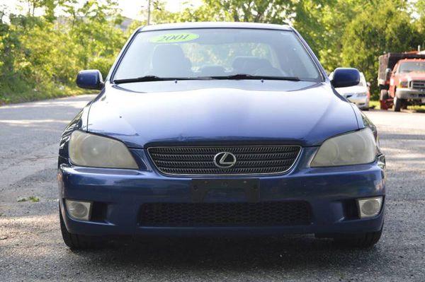 2001 Lexus Is300 For Sale In Marlborough, MA
