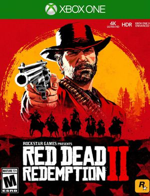 Read Dead Redemption 2 Xbox 1 for Sale in Centreville, VA