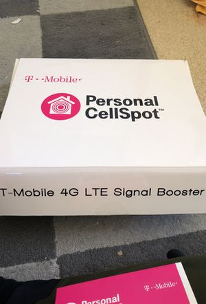 T-mobile personal cellspot Indoor for Sale in Daly City, CA - OfferUp