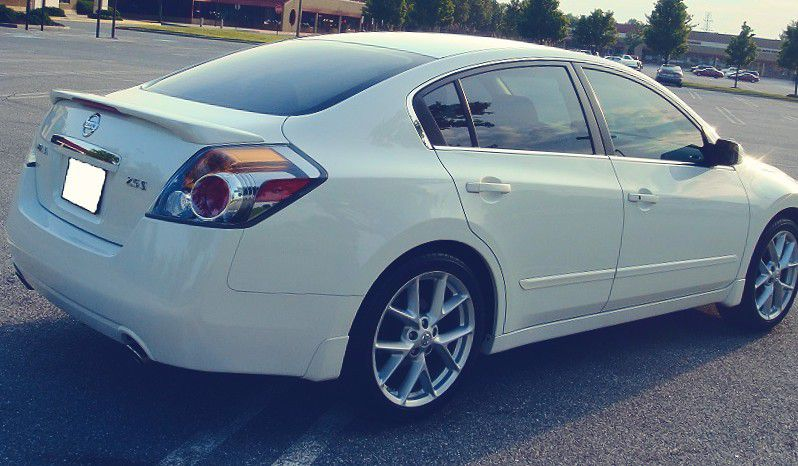 NO TEARS 2007 NISSAN ALTIMA EXHAUST SYSTEM