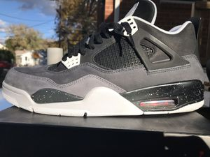 "2013 Jordan 4 ""fear"" Sz 12 for Sale in Wheaton, MD"