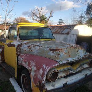 Photo F100 ford ratrod 1950 1951 1952 1953 1954