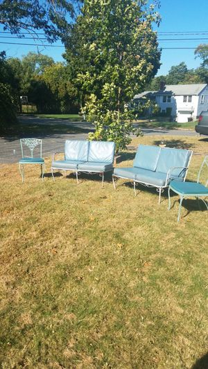 New And Used Patio Furniture For In Boston Ma Offerup