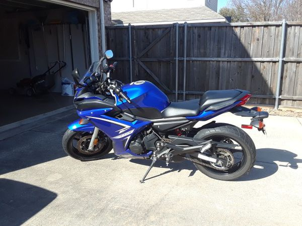 2009 Yamaha Fz6r 1280 Miles Only For Sale In Carrollton Tx Offerup