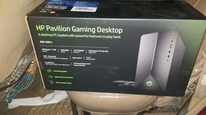 Gaming desk top for Sale in Chula Vista, CA