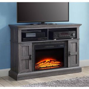 """Whalen Media Fireplace for Your Home, Television Stand fits TVs up to 55"""", for Sale in Halethorpe, MD"""