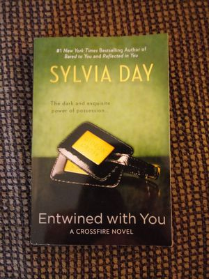 Entwined with You (Crossfire, Book 3) Sylvia Day...GUC.. for Sale in Madison Heights, VA