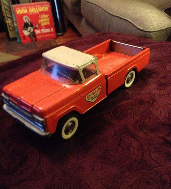 Vintage ford truck Nylint toys U-Haul rental trailers for Sale in Allen  Park, MI - OfferUp